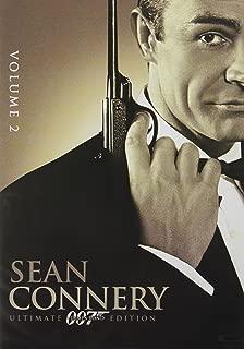 Sean Connery 007 Collection Volume 2