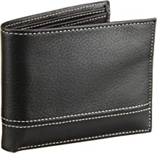 Perry Ellis Men's Sheridan Passcase Wallet
