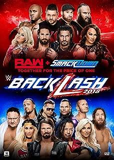 WWE: Backlash 2018 (DVD)