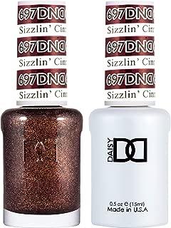 DND *Duo Gel* (Gel & Matching Polish) (697 Sizzlin' Cinnamon)
