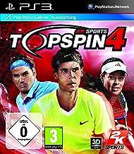 Top Spin 4 (Move kompatibel) [Importación alemana]