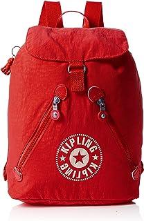 Amazon.es: mochilas kipling rojas