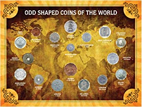 Best odd shaped coins of the world Reviews