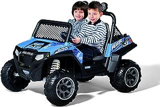 Peg Perego Polaris RZR 900 Ride On, 12V, Blue