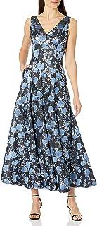 Women's Jacquard Midi Dress
