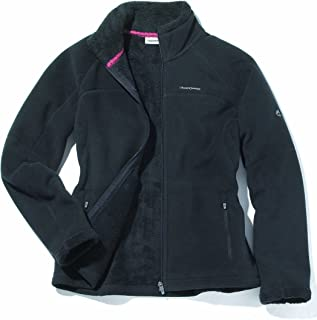 Craghoppers Women's Alatna Fleece Long Sleeve Fleece Jacket