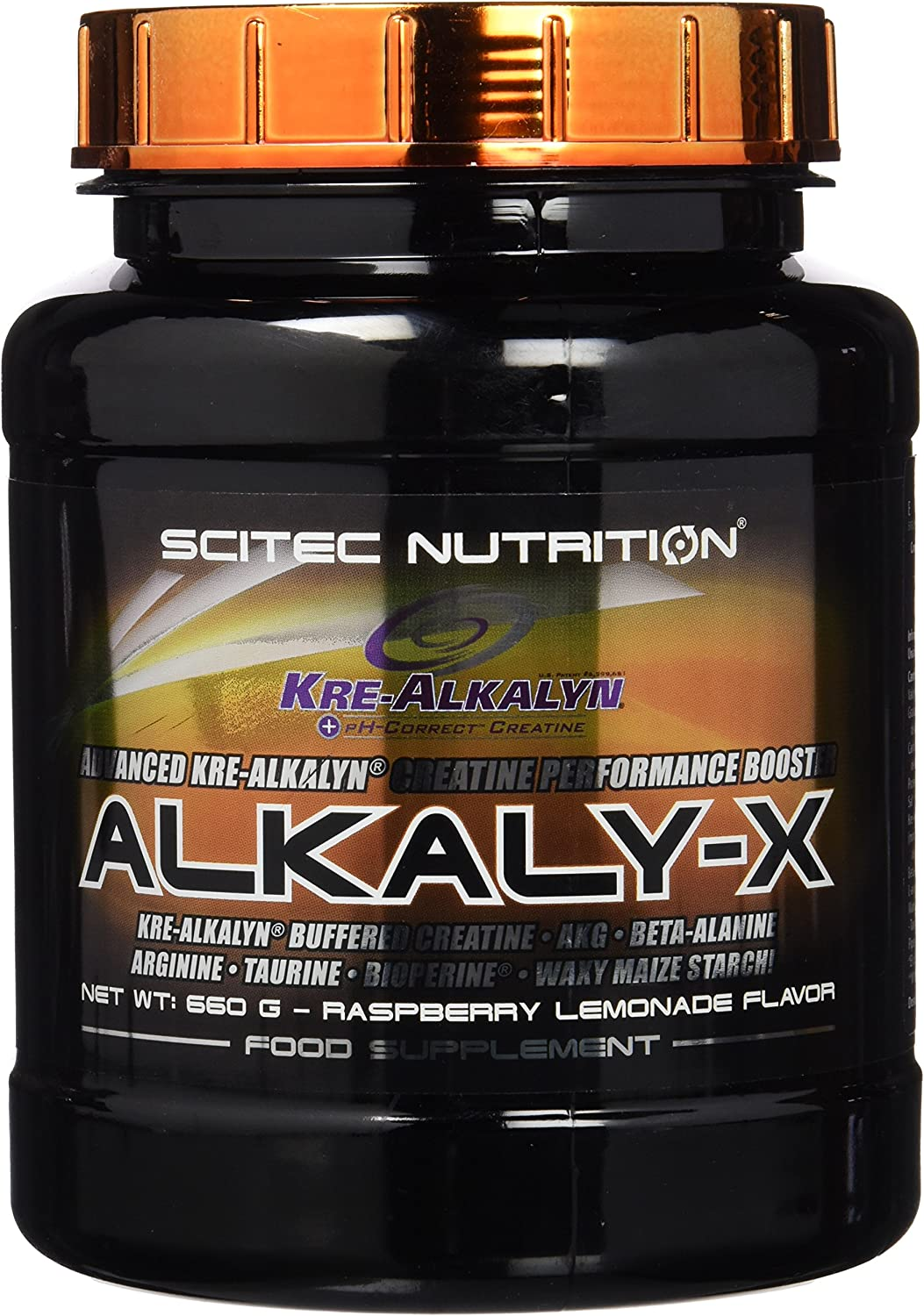 Scitec Nutrition Alkaly-X Spring new work one after another - Raspberry Sale Lemonade