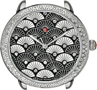 Women's Swiss Quartz Stainless Steel Watch, Color:Silver-Toned (Model: MW21B01A1090)