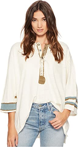 Free People - Second Wind Tee