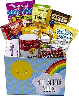 Best feel better soon gift basket Reviews