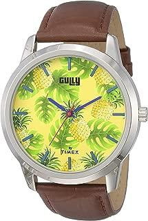 Gully by Timex Tropical Analog Yellow Dial Men's Watch-TWEG15014