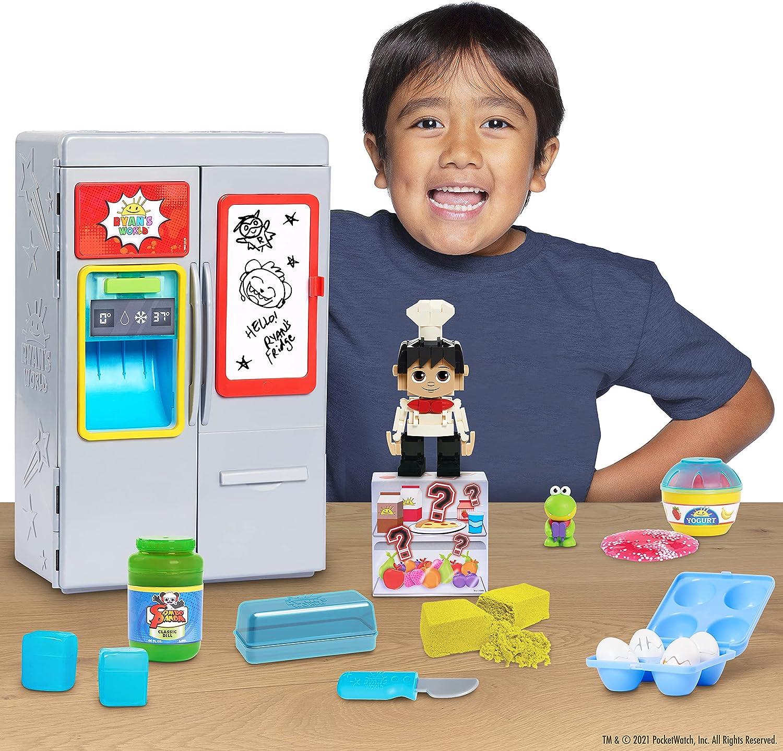 Ryan's World Fridge Surprise - Ryan and the Fridge Surprise Toy