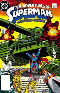 adventures of superman 427