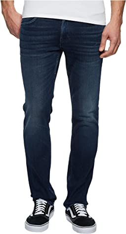Hudson - Blake Slim Straight Zip in Regret
