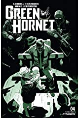 The Green Hornet (2020) #4 Kindle Edition