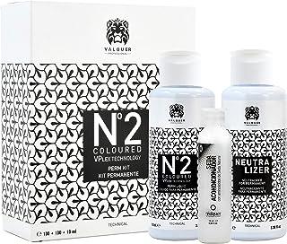 Válquer Kit para permanente Nº 2 para Cabellos Teñidos 210 ml