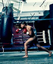 Marlen Esparza Poster Photo Limited Print Women's Boxing Olympics Sexy Naked Nude Celebrity Athlete Size 22x28 #2