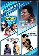 4 Film Favorites: Whoopi Goldberg (Bogus / Clara's Heart / Corrina / Corina / Made In America)