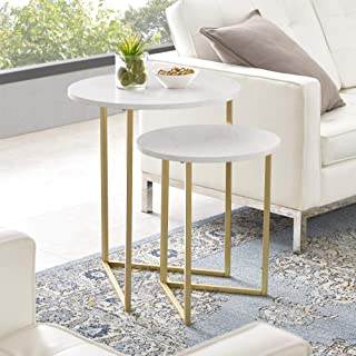 Best faux marble nesting tables Reviews