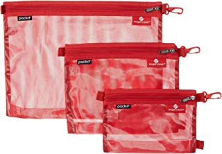 Eagle Creek Pack-It Original Sac Set, Red Fire, Set of 3 (S, M, L)