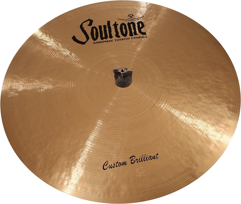 Soultone Cymbals CBR-FLRID23-23