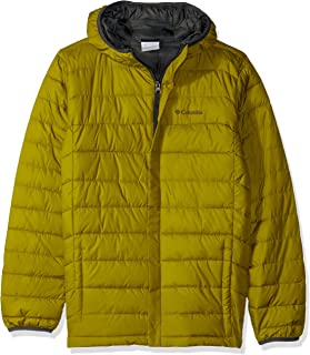 Columbia Boys' Powder Lite Puffer Water-Resistant Insulated Jacket