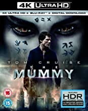 The Mummy [2017] [4K UHD + Blu-ray]
