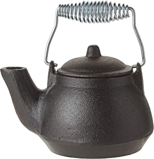 Best old mountain cast iron kettle Reviews
