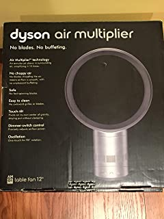 Dyson Air Multiplier Table Fan, 12 Inches, White