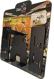 Suporte de parede Articulado para Bicicletas - Preto