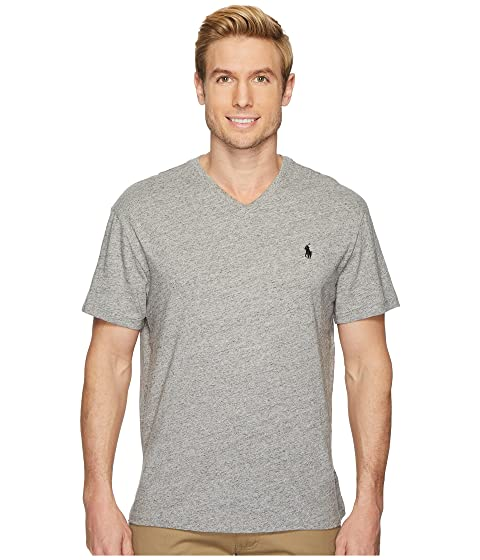 be4956908 Polo Ralph Lauren Classic V-Neck T-Shirt at Zappos.com