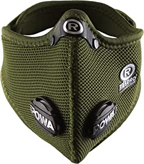 Respro Ultralight Mask (Olive, X-Large)