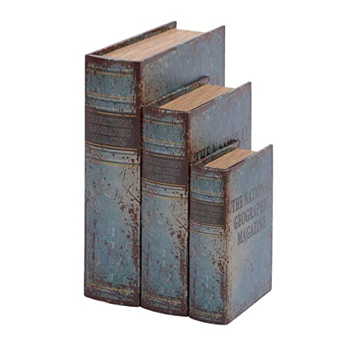 Faux Books For Bookshelf Amazon Com