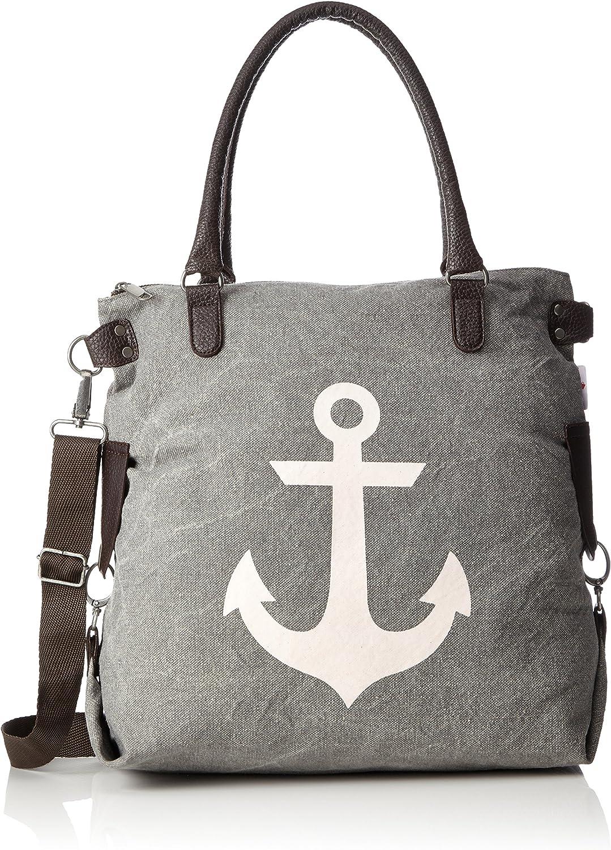 Bags4Less Messenger Bag, Washedgrey (Grey)  4251042588995