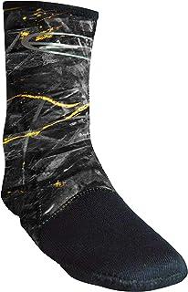 Epsealon Fusion PowerTex Socks/Dive Booties, 3mm Spearfishing Freediving Diving Socks for Men or Women