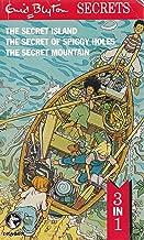 """Secret Seven Triple: """"Secret Seven Win Through"""", """"Three Cheers, Secret Seven"""", """"Secret Seven Mystery"""""""
