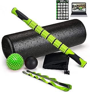 Fitness Kings The Ultimate Foam Roller Set - Large 18