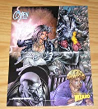 The Coven poster - Awesome Comics - 9.75