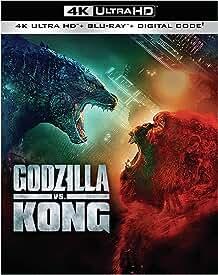 Monster Thriller GODZILLA VS. KONG arrives on Digital May 21 and on 4K, Blu-ray, DVD June 15 from Warner Bros.