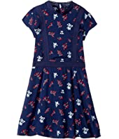Tommy Hilfiger Kids - Floral Dress (Big Kids)