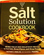 The Salt Solution Cookbook
