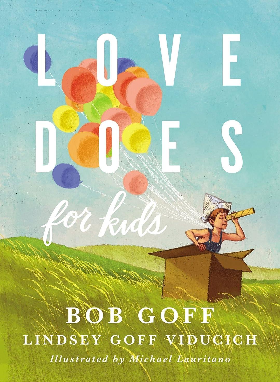 意図的飲食店にやにやLove Does for Kids (English Edition)