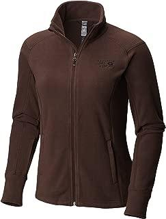 Mountain Hardwear Womens Microchill 2.0 Jacket, Woodsmoke, Medium