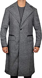 Fantastic Overcoat Men - Long Trench Coat for Mens