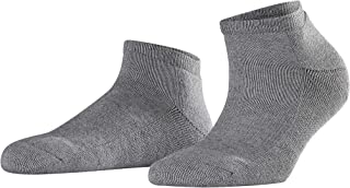 FALKE Women Cosy Sneaker Socks Cotton Blend US sizes 5 to 10.5 1 Pair Soft and warm ideal for home