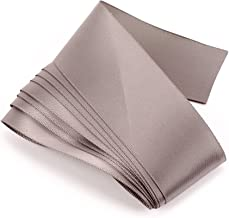 Hallmark Satin Ribbon, One Size, Grey