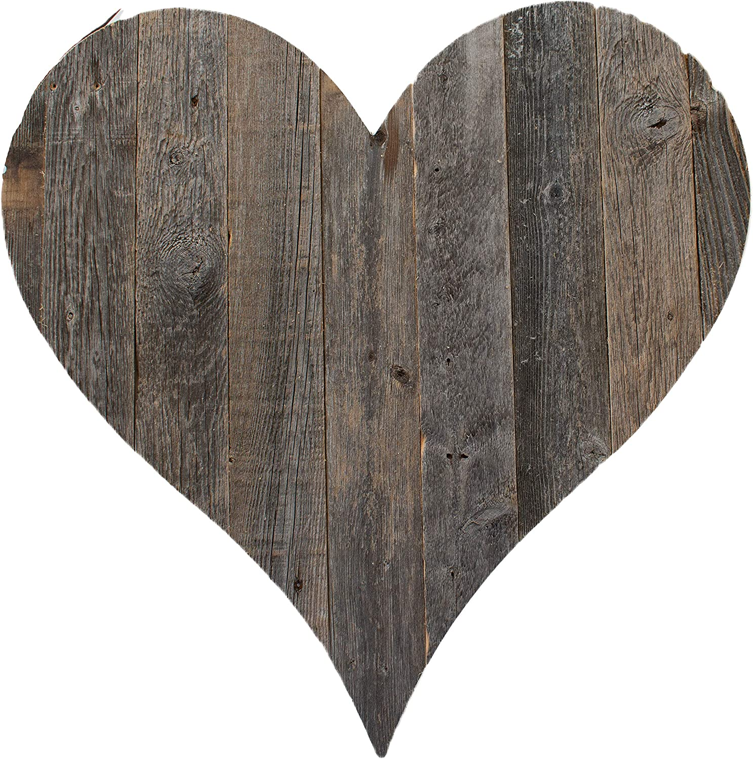 BarnwoodUSA Rustic Farmhouse Wood Wall Heart Max 44% OFF Opening large release sale Deco Valentines