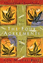 The Four Agreements: A Practical Guide to Personal Freedom by Ruiz Don Miguel and Janet Mills - Paperback
