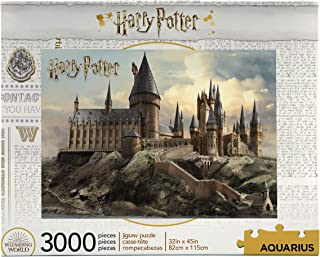 HARRY POTTER Hogwarts Castle 3000 Piece Jigsaw Puzzle