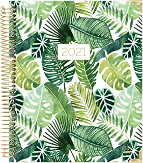 $24 » bloom daily planners 2021 Hardcover Calendar Year Goal & Vision Planner (January 2021 - December 2021) - Monthly/Weekly Co...